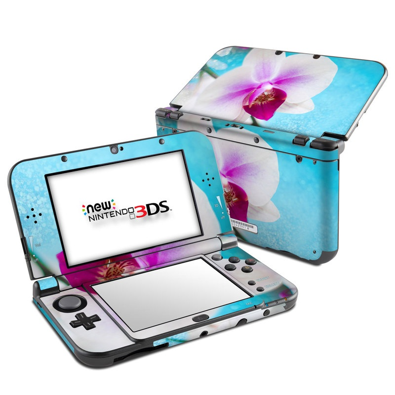 Eva's Flower Nintendo 3DS XL (2015) Skin
