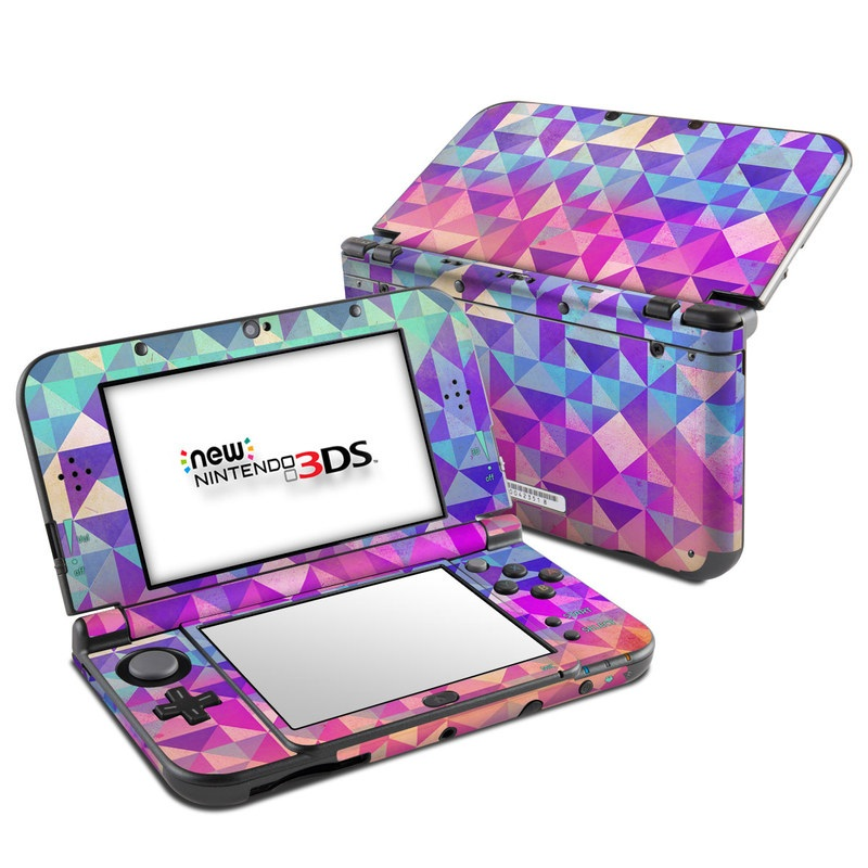 Fragments Nintendo 3DS XL (2015) Skin