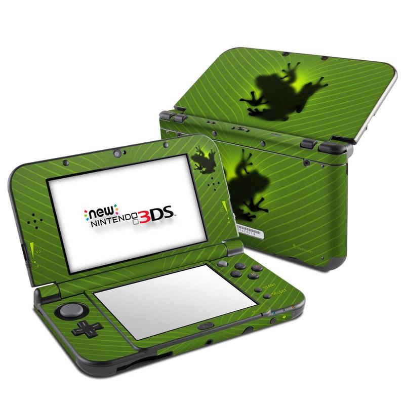 Frog Nintendo 3DS XL (2015) Skin