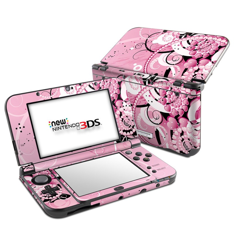 Her Abstraction Nintendo 3DS XL (2015) Skin