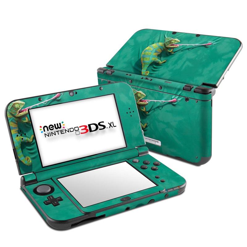 Iguana Nintendo 3DS XL (2015) Skin