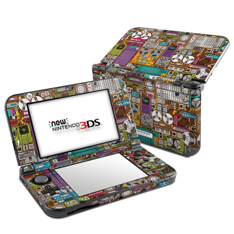 In My Pocket Nintendo 3DS XL (2015) Skin