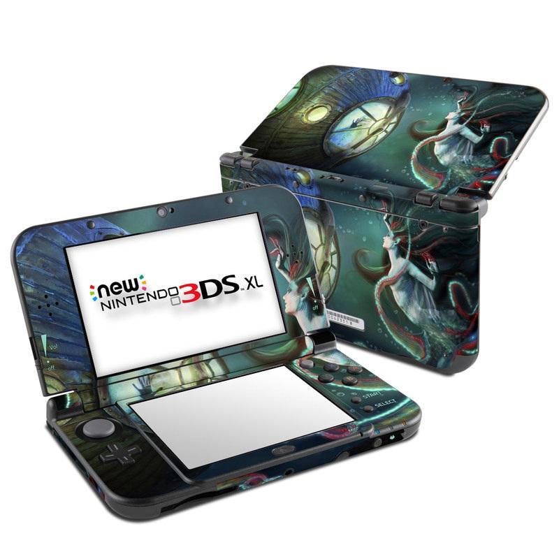 20000 Leagues Nintendo 3DS XL (2015) Skin