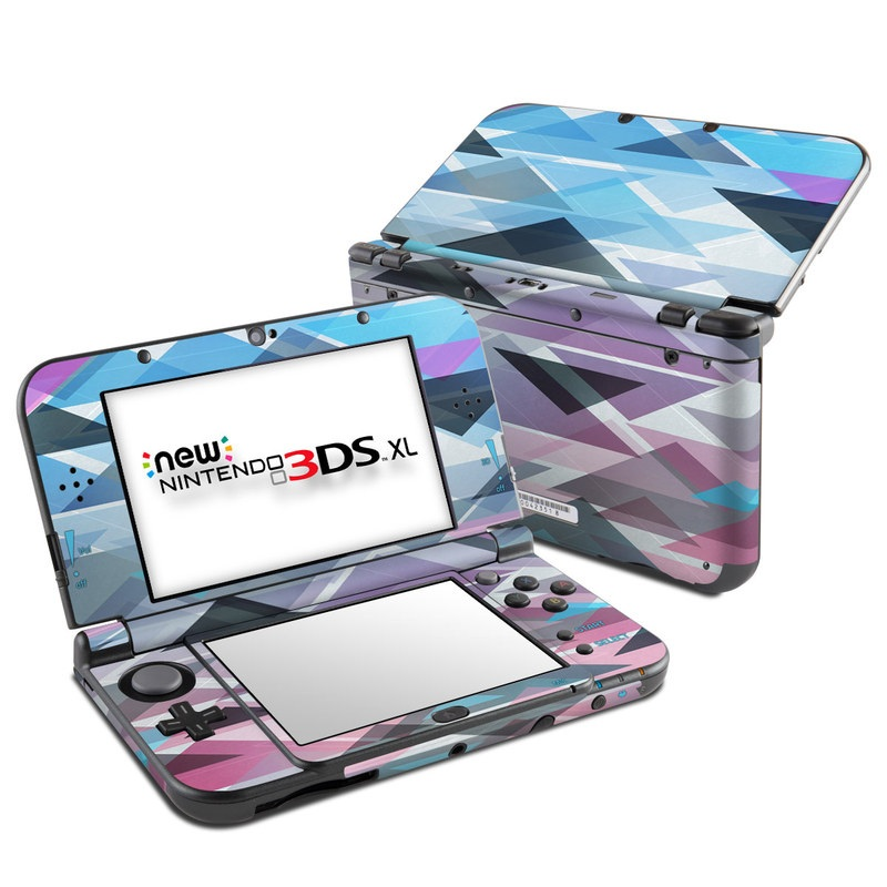 Night Rush Nintendo 3DS XL (2015) Skin