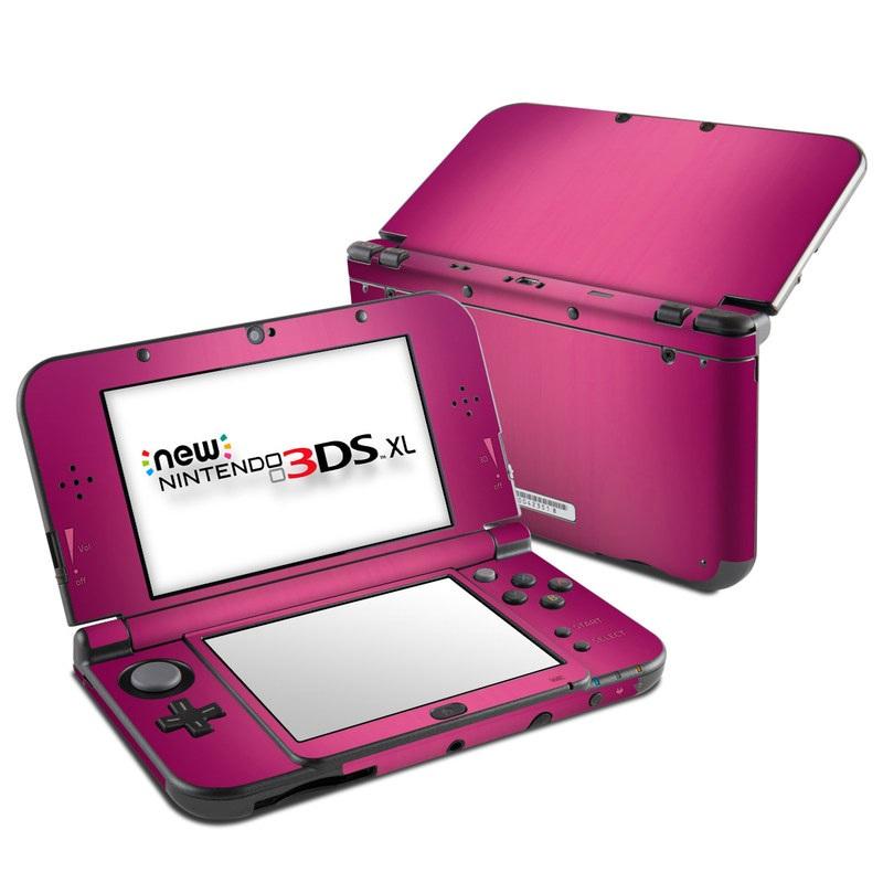 Pink Burst Nintendo 3DS XL (2015) Skin