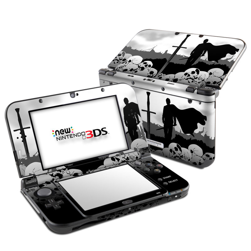 Slayer Nintendo 3DS XL (2015) Skin
