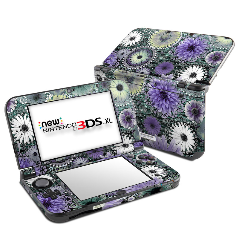 Tidal Bloom Nintendo 3DS XL (2015) Skin