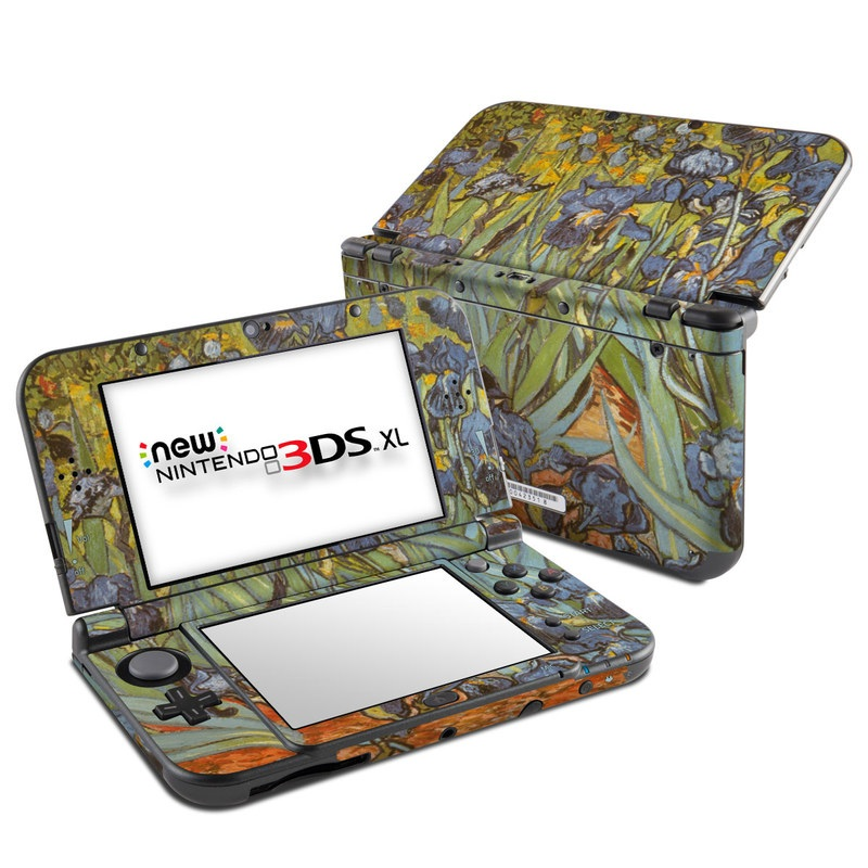 Irises Nintendo 3DS XL (2015) Skin