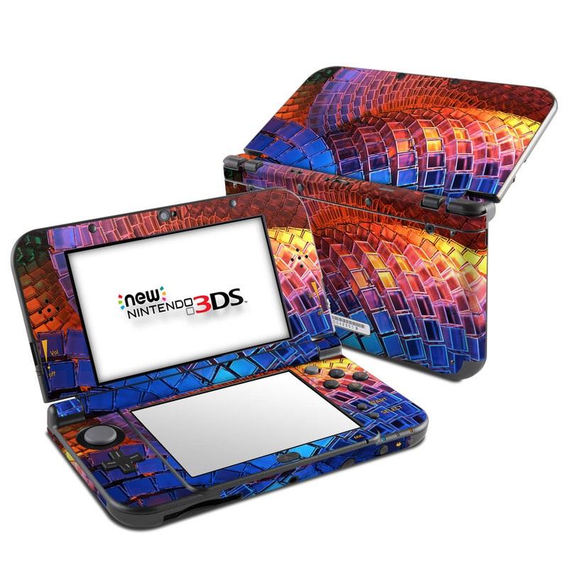 Waveform Nintendo 3DS XL (2015) Skin