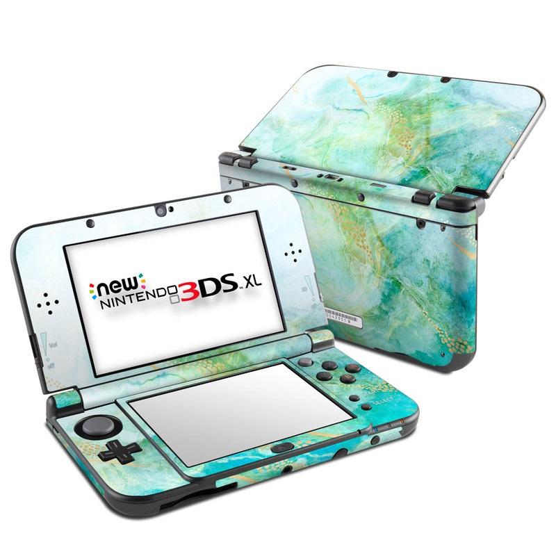 Winter Marble Nintendo 3DS XL (2015) Skin