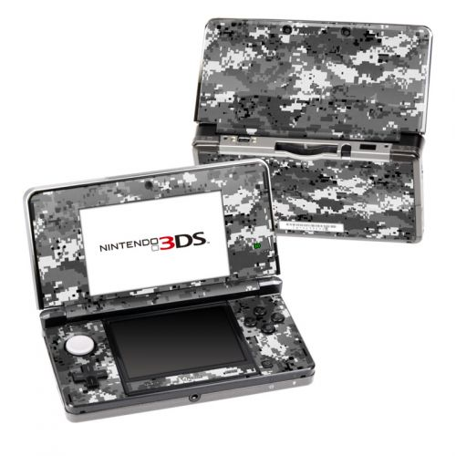 Digital Urban Camo Nintendo 3DS (Original) Skin