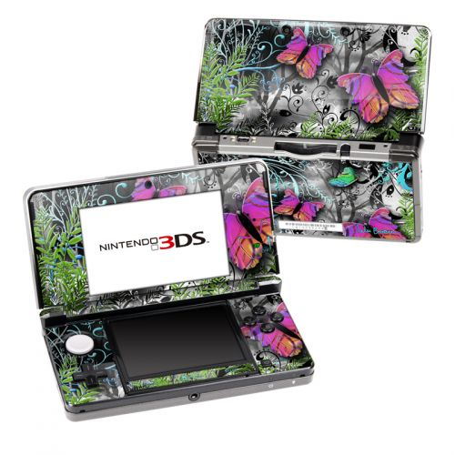 Goth Forest Nintendo 3DS (Original) Skin