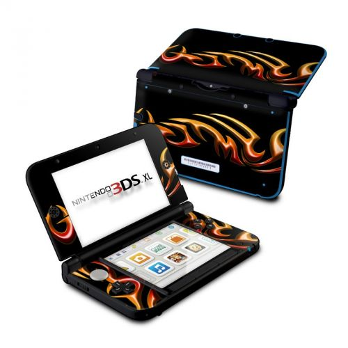 Hot Tribal Nintendo 3DS (Original) Skin