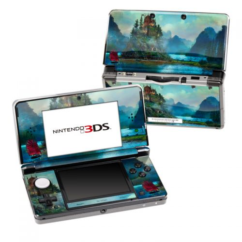 Journey's End Nintendo 3DS (Original) Skin