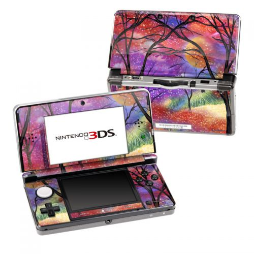 Moon Meadow Nintendo 3DS (Original) Skin