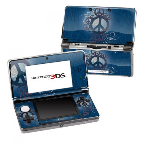 Peace Out Nintendo 3DS (Original) Skin