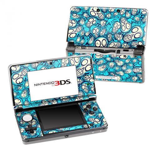 Satch Face Nintendo 3DS (Original) Skin