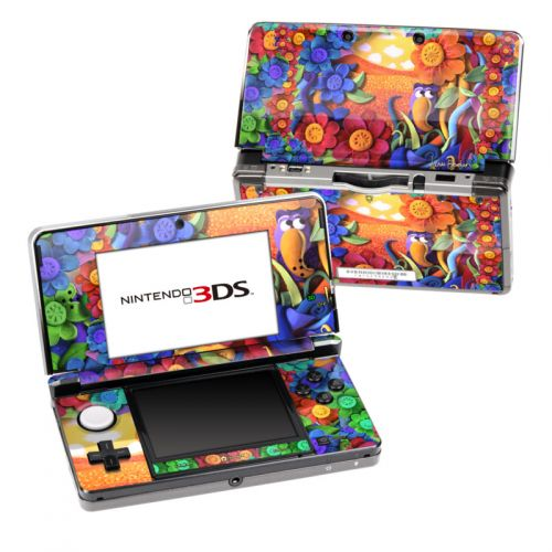 Summerbird Nintendo 3DS (Original) Skin