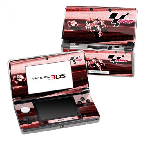 Throttle Nintendo 3DS (Original) Skin