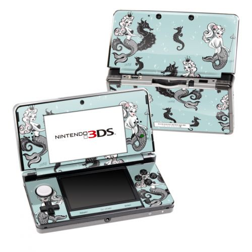 Vintage Mermaid Nintendo 3DS (Original) Skin