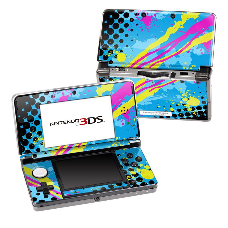 Acid Nintendo 3DS (Original) Skin