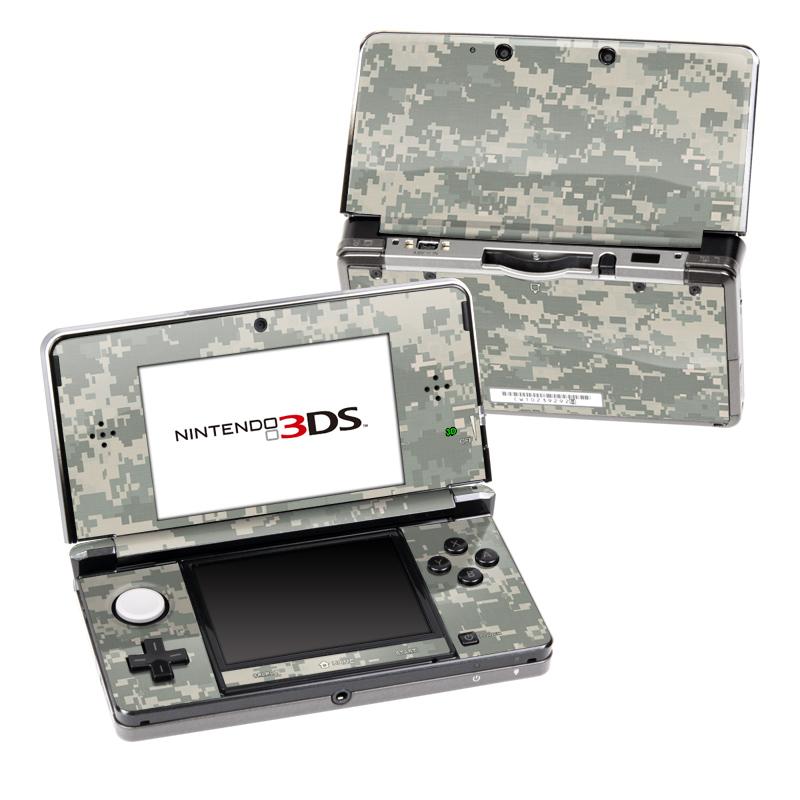 ACU Camo Nintendo 3DS Skin
