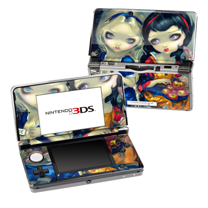 Alice & Snow White Nintendo 3DS Skin