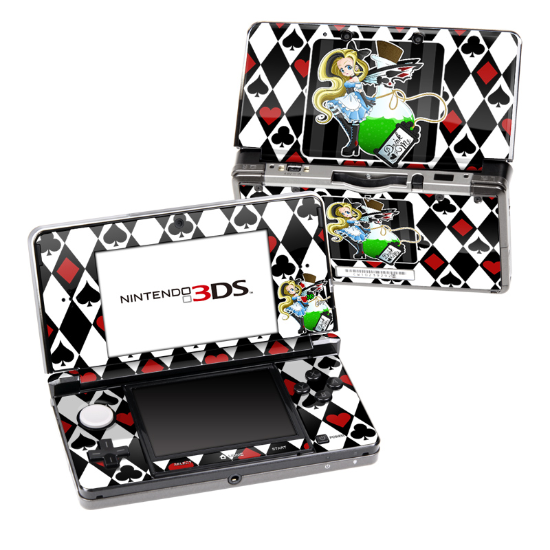 Alice Nintendo 3DS (Original) Skin