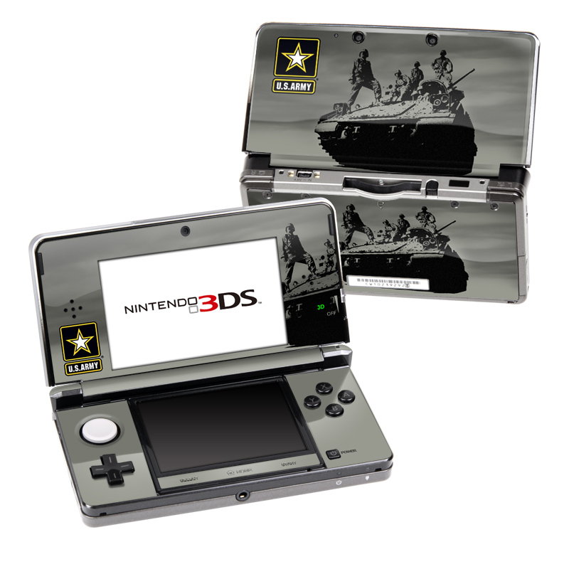 Army Troop Nintendo 3DS (Original) Skin