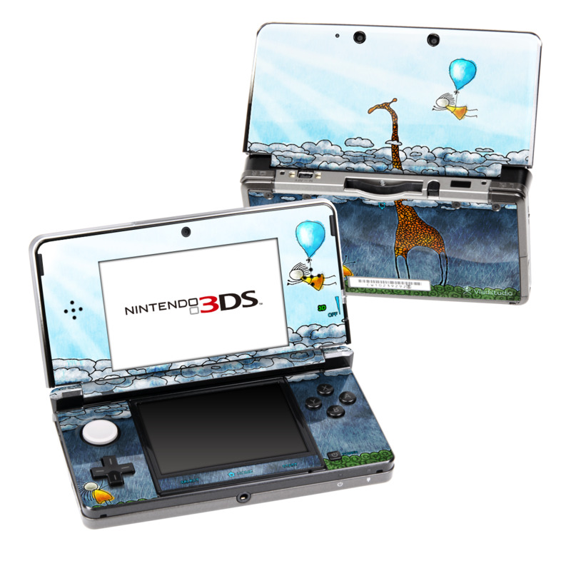 Above The Clouds Nintendo 3DS (Original) Skin