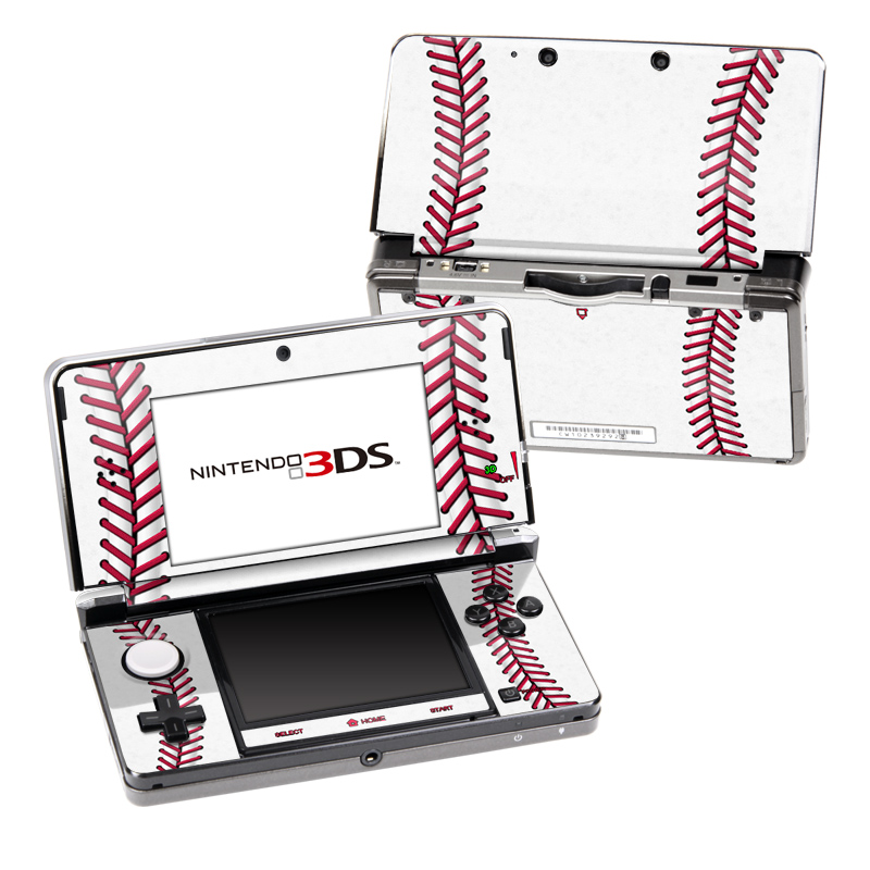 Baseball Nintendo 3DS (Original) Skin