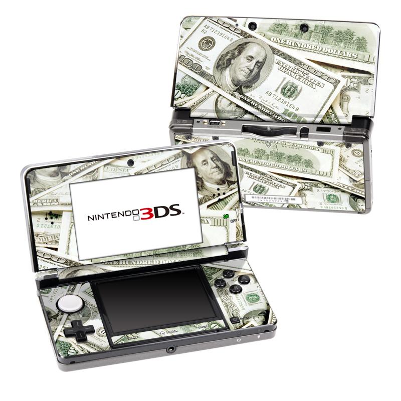 Benjamins Nintendo 3DS (Original) Skin
