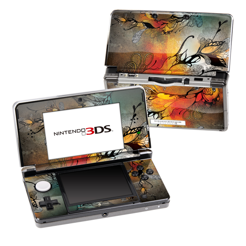 Before The Storm Nintendo 3DS (Original) Skin