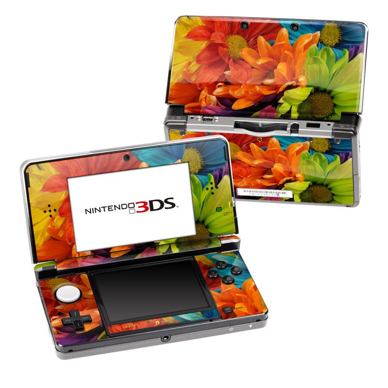Colours Nintendo 3DS (Original) Skin