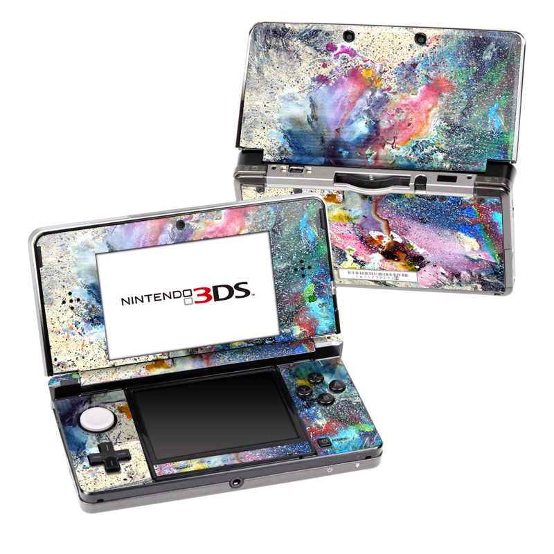 Cosmic Flower Nintendo 3DS (Original) Skin