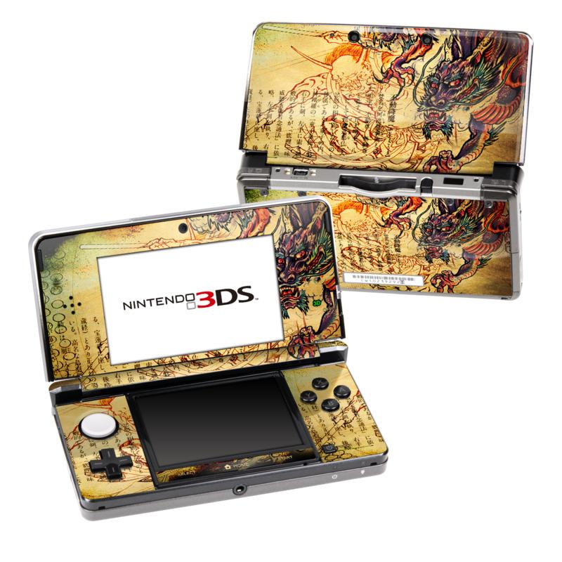 Dragon Legend Nintendo 3DS (Original) Skin