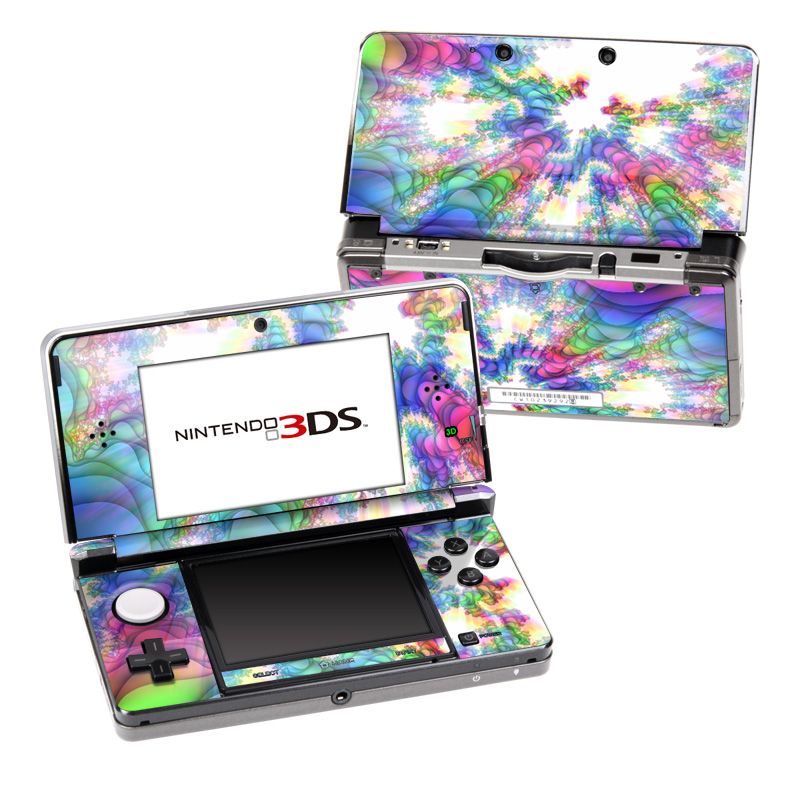 Flashback Nintendo 3DS (Original) Skin