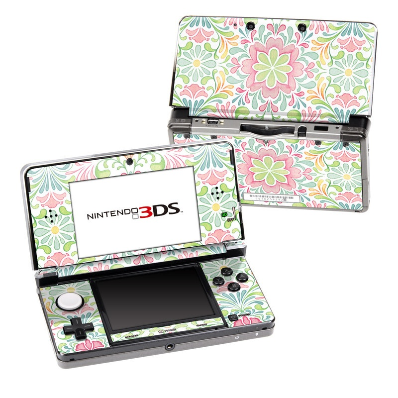 Honeysuckle Nintendo 3DS (Original) Skin