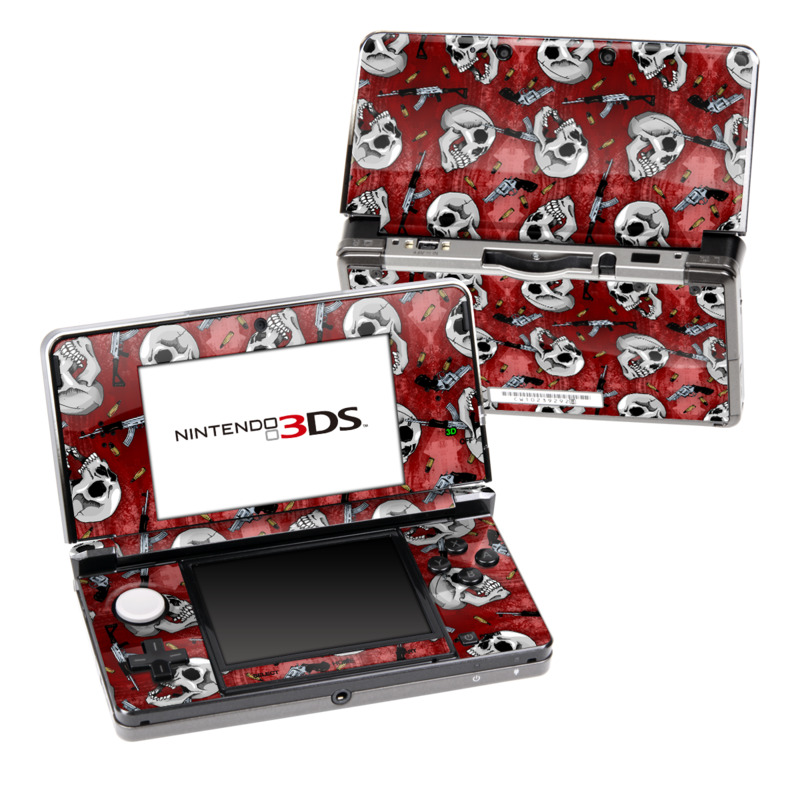 Issues Nintendo 3DS (Original) Skin