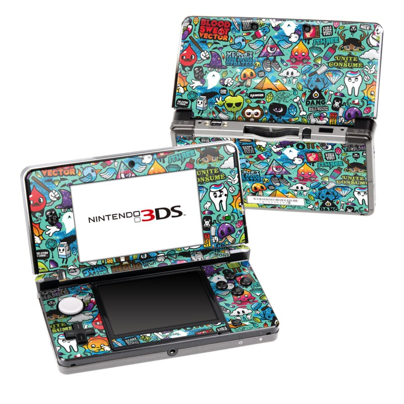 Jewel Thief Nintendo 3DS (Original) Skin