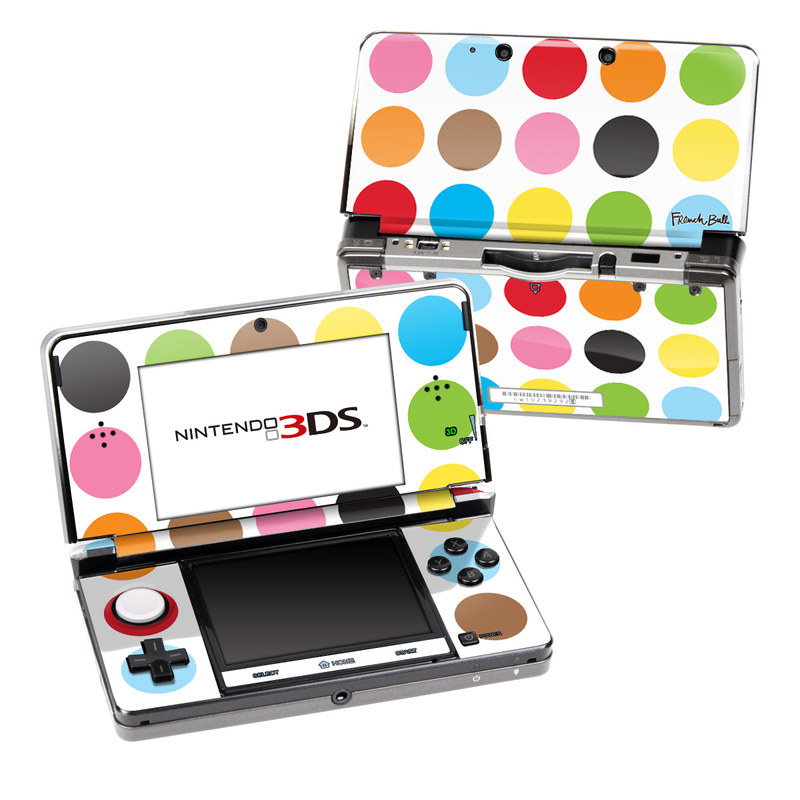 Multidot Nintendo 3DS (Original) Skin