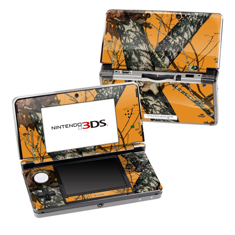 Blaze Nintendo 3DS (Original) Skin