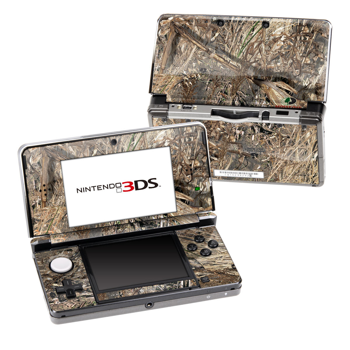 Duck Blind Nintendo 3DS Skin