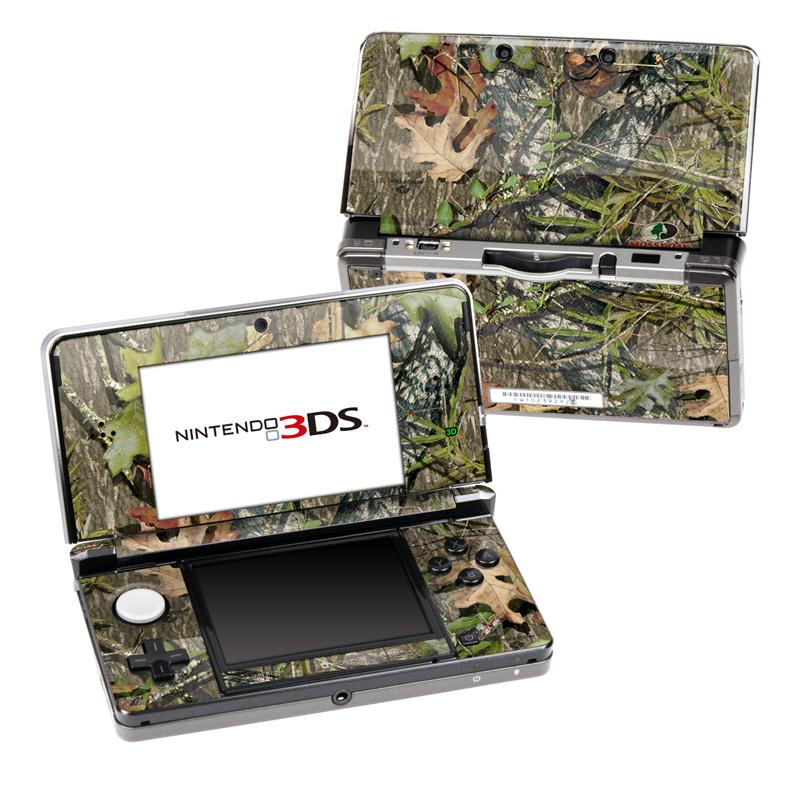 Obsession Nintendo 3DS (Original) Skin