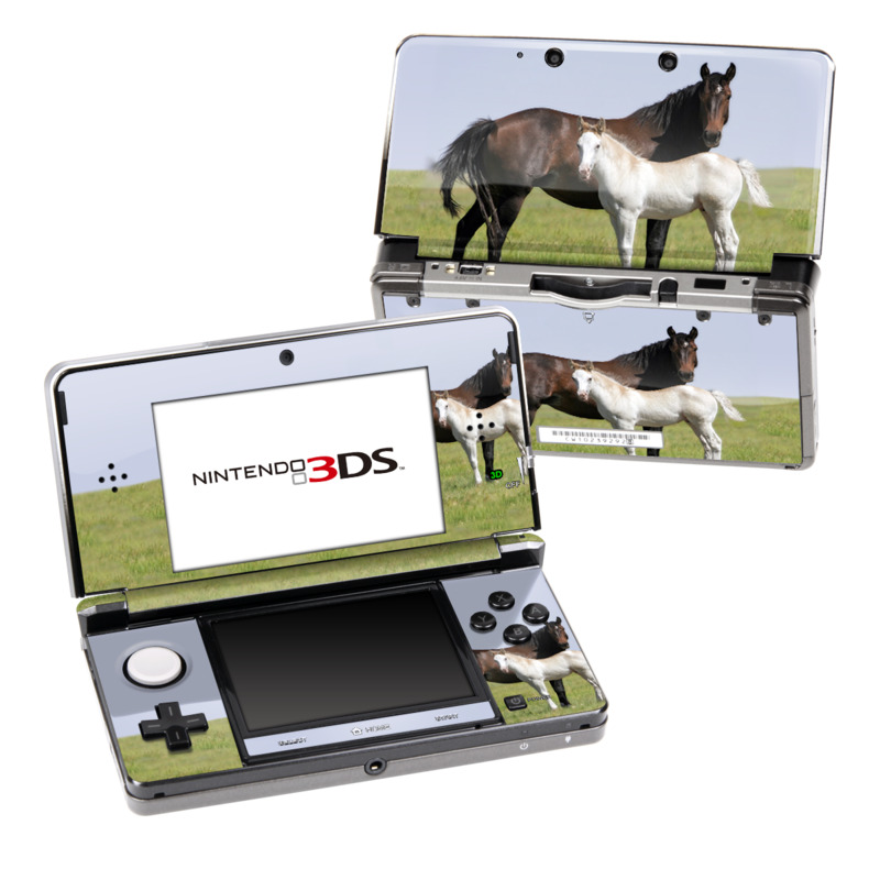 New Life Nintendo 3DS (Original) Skin