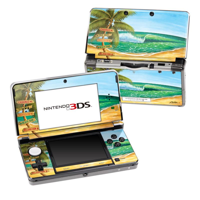 Palm Signs Nintendo 3DS (Original) Skin