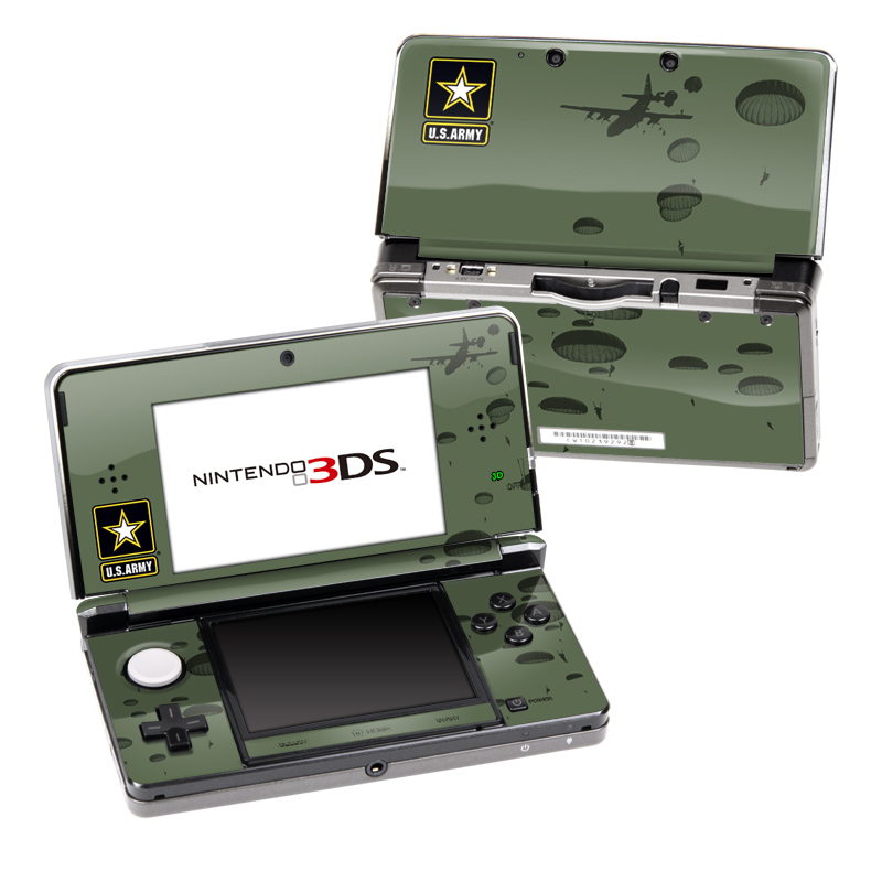 Pull The Lanyard Nintendo 3DS Skin