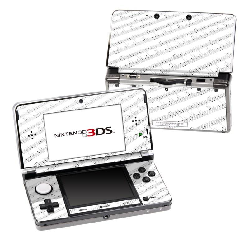 Symphonic Nintendo 3DS (Original) Skin