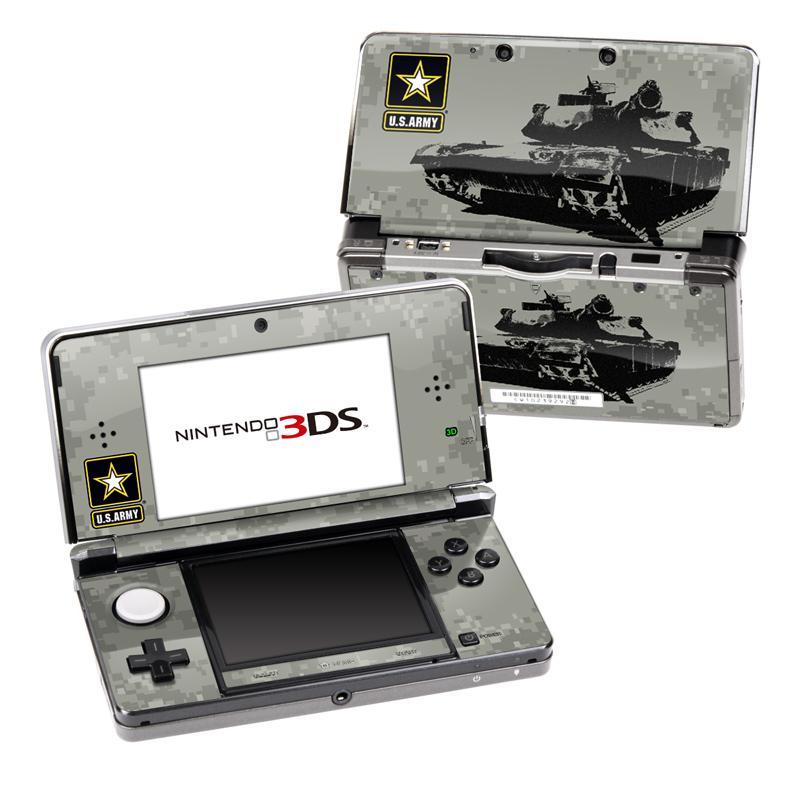 Tank Tuff Nintendo 3DS (Original) Skin