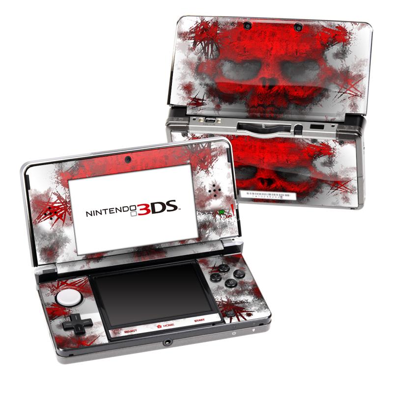 War Light Nintendo 3DS (Original) Skin